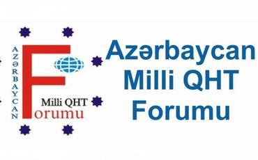 Milli QHT Forumu hüquq-mühafizə orqanlarına müraciət edib