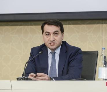 """Prezidentin köməkçisi: """"Münaqişənin danışıqlar yolu ilə həlli istiqamətində atılan addımlar nəticə vermir"""""""
