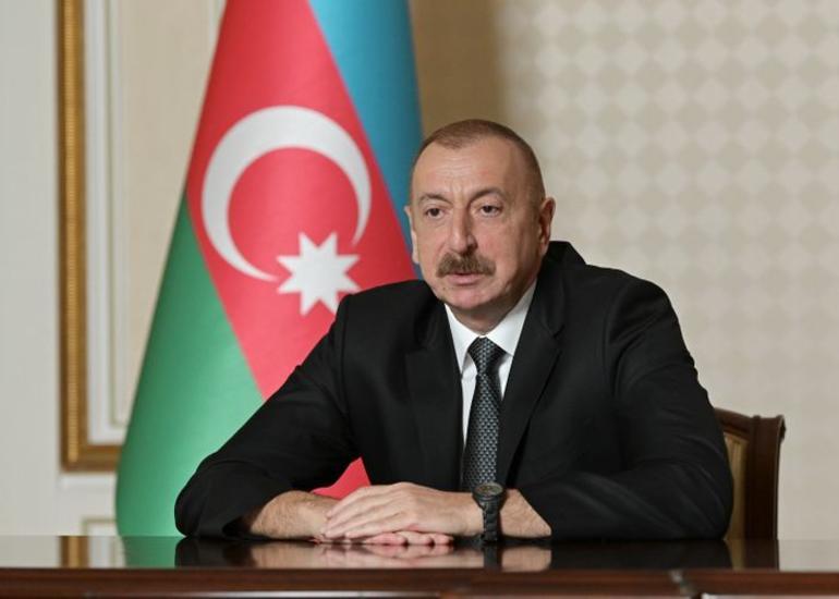 """Prezident: """"Bizim diplomatiyamız hücum diplomatiyası olmalıdır"""""""