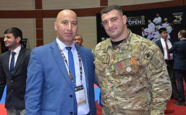 Arpaçay Karate Klubu Azərbaycan Respublikasının Prezidenti, Ali Baş Komandan İlham Əliyevə müraciət edib