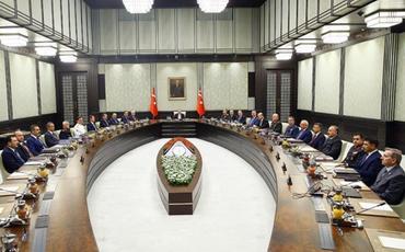 """Türkiyə Milli Təhlükəszilik Şurası: """"Ermənistanın Azərbaycana hücumlarını qınayırıq"""""""