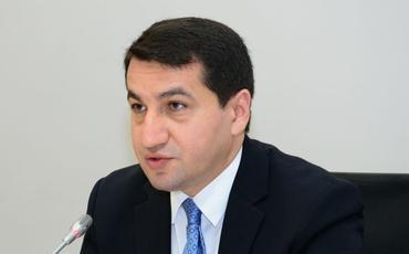 """Prezidentin köməkçisi: """"Ermənistan silahlı qüvvələri Bərdəyə raket zərbələri endirib"""""""