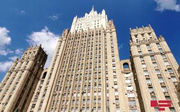 Rusiya XİN: Moskva Azərbaycan, Ermənistan və Rusiya XİN başçılarının görüşünü keçirməyə hazırdır