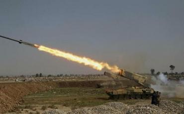 Bağdad Hava Limanı raket atəşinə tutulub