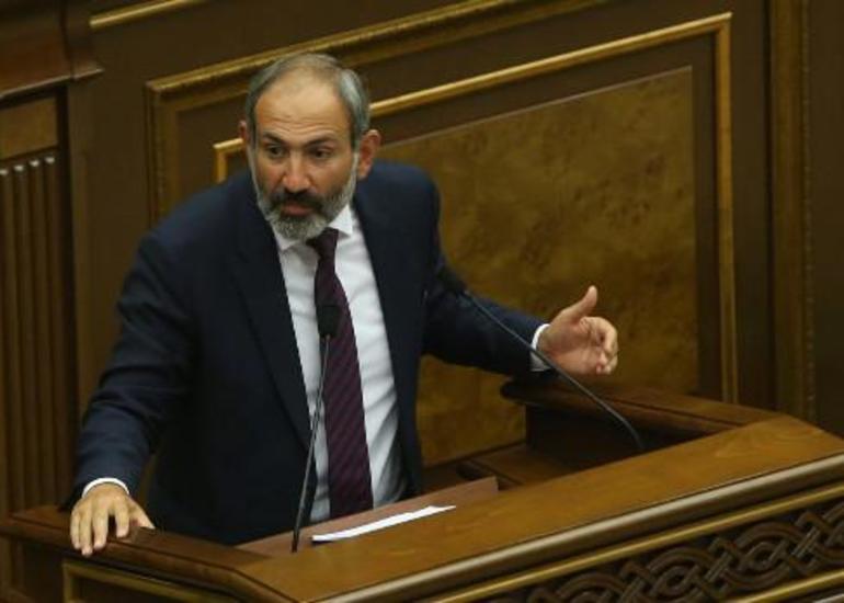 Ermənistanı Sorusun marionetləri idarə edir