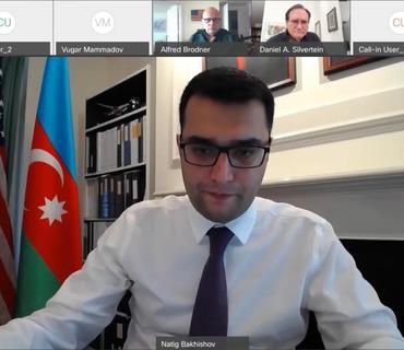 ABŞ ilə Azərbaycan arasında hava yük daşımalarına dair konfrans keçirilib