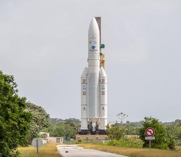 Ariane 5 raketinin buraxılışı avqustun 14-nə planlaşdırılıb