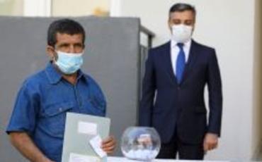 Şəhid ailələri və Qarabağ müharibəsi əlillərinə daha 109 mənzil təqdim edildi
