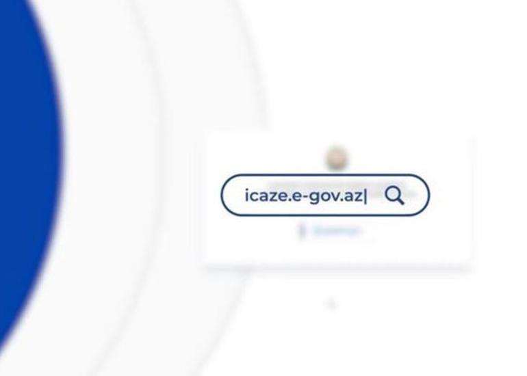 """""""İcaze.e-gov.az""""dan ezamiyyələrin alınma qaydası açıqlanıb"""