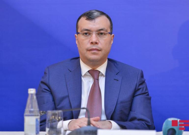"""Sahil Babayev: """"Davamlı iş yerlərinin 95 faizi tam şəkildə komplektləşdirilib"""""""