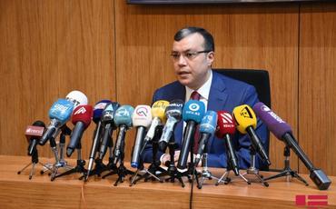 """Sahil Babayev: """"İşsizlikdən sığorta ödənişinin müəyyən edilməsi kriteriyalarının sadələşdirilməsi üçün iş aparılır"""""""