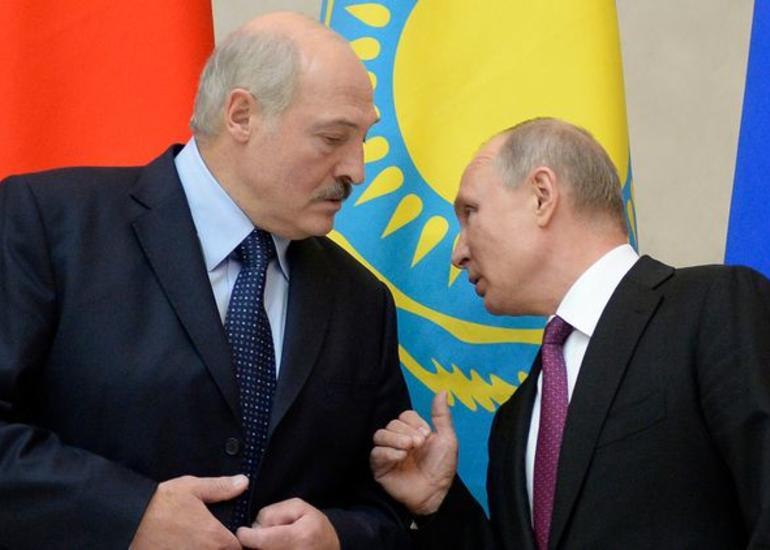 """Putin və Lukaşenko saxlanılan """"Vaqner"""" döyüşçüləri barədə müzakirə aparıblar"""
