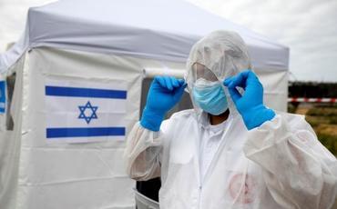 İsraildə koronavirusa yoluxanların sayı 83 min nəfəri ötüb