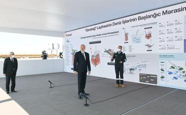 """""""Qarabağ bizimdir, Qarabağ Azərbaycandır!"""""""