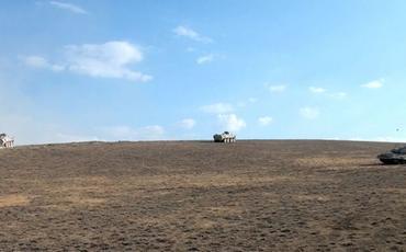 Azərbaycan-Türkiyə təlimləri Quru Qoşunlarının iştirakı ilə davam edir - VİDEO