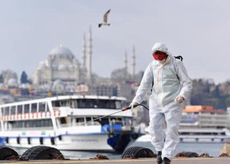 Türkiyədə koronavirusdan sağalanların sayı 226 min nəfəri ötüb