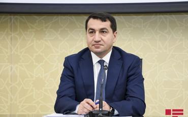 """Prezidentin köməkçisi: """"Erməni diasporu Ermənistan-Azərbaycan münaqişəsinin həllinə maneələr törədir"""""""