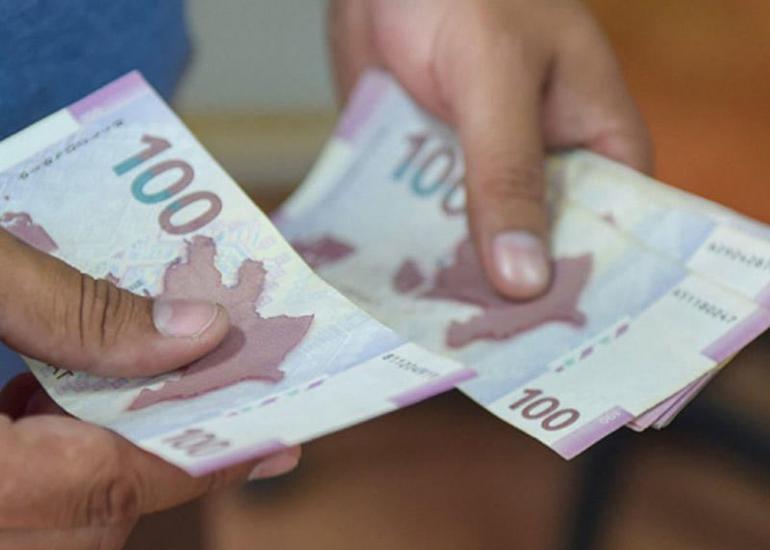 190 manat almaq üçün 278 min şəxsin siyahısı aidiyyəti banklara göndərilib - Nazirlik