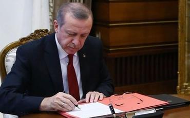 Ərdoğan 16 universitetə yeni rektor təyin edib