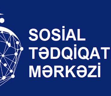 """Sosial Tədqiqatlar Mərkəzi """"Hardtalk"""" verilişinin aparıcısına müraciət ünvanlayıb"""