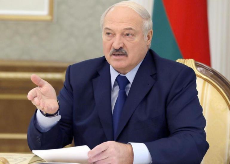 """Lukaşenko: """"Mitinq keçirənlərlə bağlı tədbir görüləcək"""""""