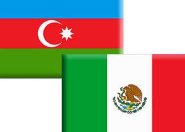 Azərbaycan və Meksika arasında ticarət həcmi 34.5 mln. dollar təşkil edib