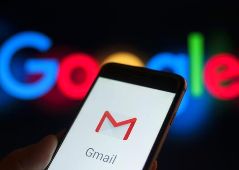 """""""Gmail"""" poçt xidmətinin işində problem yaranıb"""