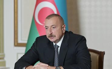 Prezident İlham Əliyev yeni təyin olunmuş icra başçılarını videoformatda qəbul edib