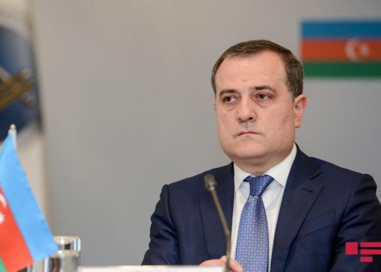 Azərbaycan Xarici İşlər naziri Gürcüstana başsağlığı verib