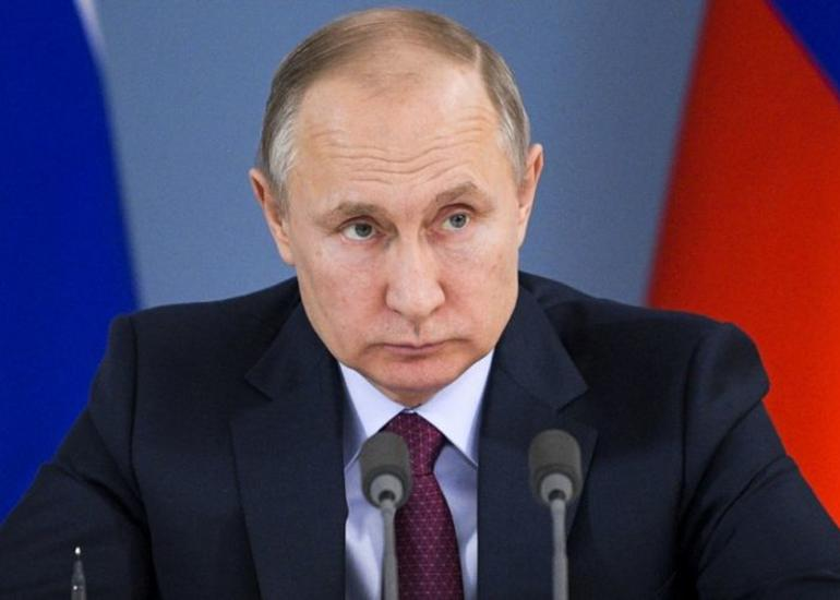 Putin Rusiya-Belarus əməkdaşlığı ilə bağlı Təhlükəsizlik Şurasının təcili iclasını çağırıb