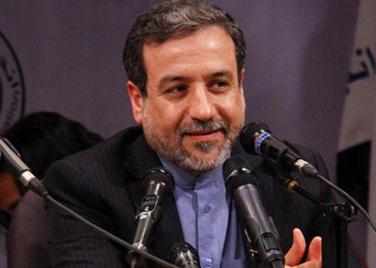 İranın xarici işlər nazirinin müavini Vyanaya səfər edibv