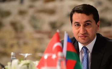 """Prezidentin köməkçisi: """"Nə zaman ki, diplomatlar danışmır, o zaman hərbçilər danışır"""""""