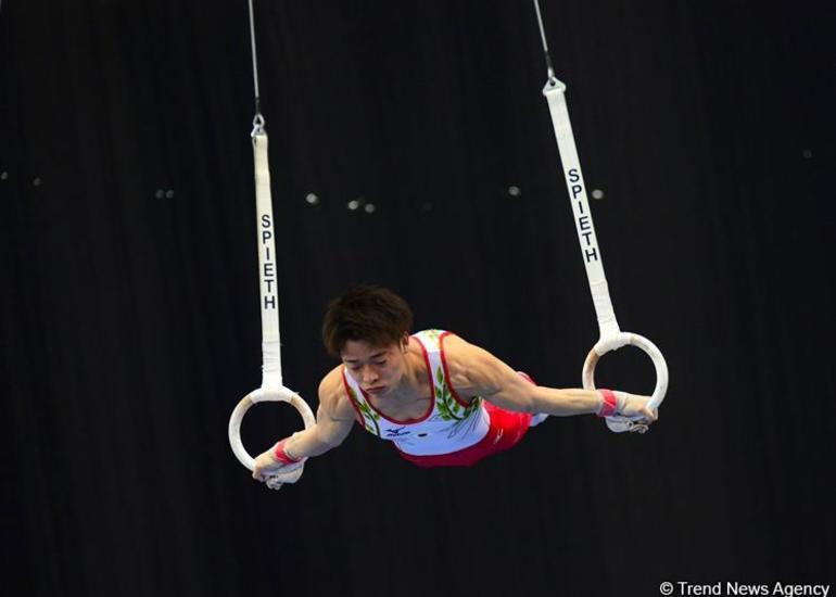 Bakıda keçiriləcək kişi idman gimnastikası üzrə Avropa çempionatında 300-dən çox idmançı iştirak edəcək