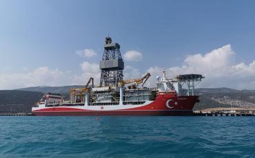 Türkiyə Qara dənizə ikinci qazma gəmisini göndərir