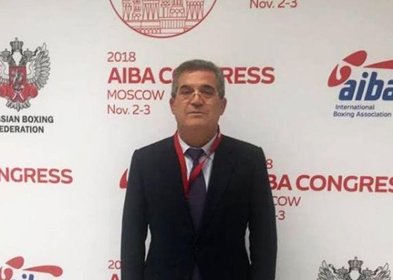 Süleyman Mikayılov AİBA prezidentliyinə namizəd olub