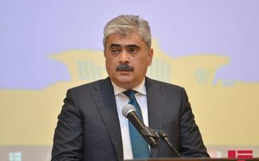"""Samir Şərifov: """"Hazırda iqtisadi inkişaf və ticarət axınları ilə bağlı problemlər prioritet deyil"""""""