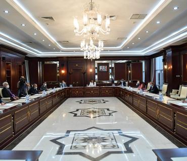 Milli Məclisin Mədəniyyət komitəsi payız sessiyasında ilk iclasını keçirib