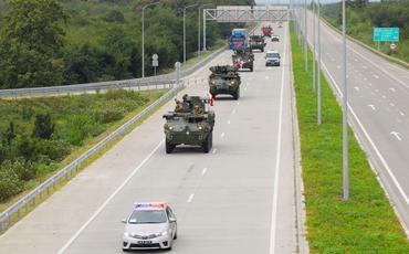 Gürcüstanda keçirilən beynəlxalq hərbi təlim başa çatıb