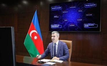 """""""Yüksəliş"""" müsabiqəsi DSX rəisinin təqdimatında vebinar təşkil edib"""
