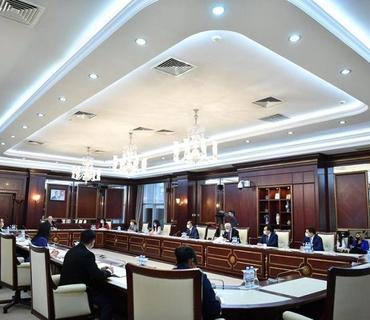 Milli Məclisin payız sessiyasında Səhiyyə komitəsinin ilk iclası keçirilib