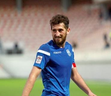 """""""Sumqayıt"""" klubu Cavid İmamverdiyevi heyətinə qatıb"""