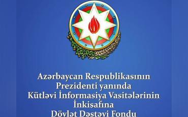 KİVDF: Jurnalistlərin üçüncü binası ilə bağlı yayılan məlumatlar həqiqəti əks etdirmir