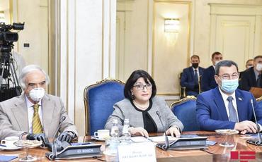 """Sahibə Qafarova: """"Hadisələrin gedişatı onu göstərir ki, Ermənistan böyük müharibəyə hazırlaşır"""""""