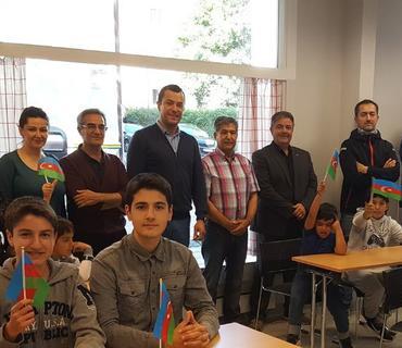 Norveçin paytaxtında Azərbaycan məktəbi fəaliyyətə başlayıb