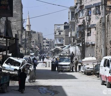 Suriyada əsir və girovluqda saxlanılan azərbaycanlıların qaytarılması müzakirə olunub