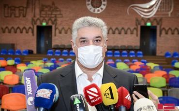 """Azad Rəhimov: """"Operativ Qərargahla birlikdə böyük proqram hazırlayırıq"""""""