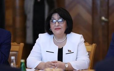 """Sahibə Qafarova: """"Azərbaycan münaqişənin sülh yolu ilə həllinə sadiqdir"""""""