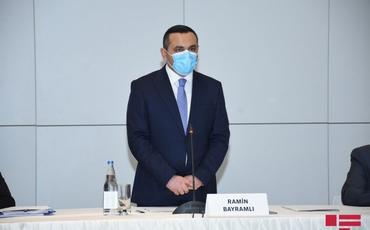 """Ramin Bayramlı: """"Vaksinasiya könüllü olacaq"""""""