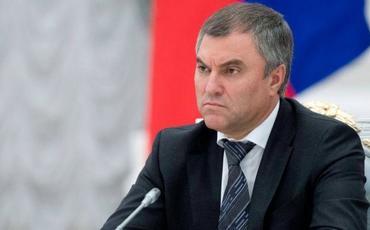 Volodin Moskvada Sahibə Qafarova ilə danışıqlar aparacaq