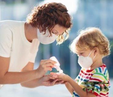 ÜST: Uşaqlarda koronavirusa yoluxma göstəricisi ümumi yoluxmanın 8.5 %-ni təşkil edir